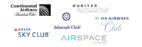 Airport Club Access Credit Cards