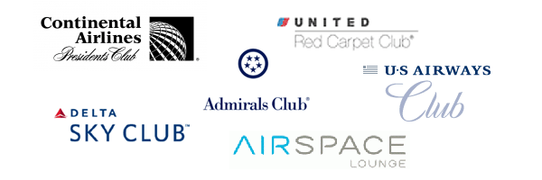 airport club access credit card